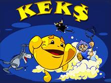 Keks играть на деньги в клубе Эльдорадо