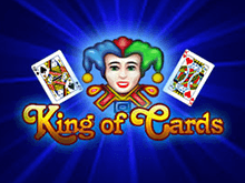 King of Cards играть на деньги в казино Эльдорадо