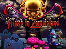 Alaxe in Zombieland играть на деньги в клубе Эльдорадо