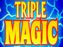 Triple Magic играть на деньги в казино Эльдорадо