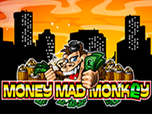 Money Mad Monkey играть на деньги в клубе Эльдорадо