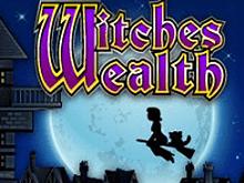 Witches Wealth играть на деньги в клубе Эльдорадо
