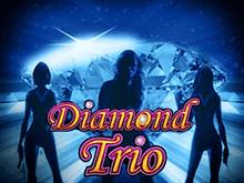 Diamond Trio играть на деньги в Эльдорадо