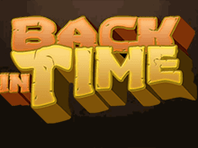 Back In Time Слот