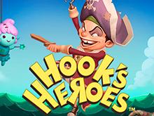 Играть в игровые аппараты Герои Крюка