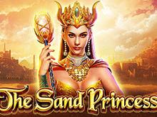 Новая игра Песчаная Принцесса с бонусами и выводом денег